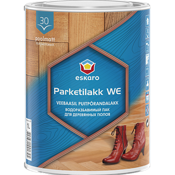 Parketilakk WE